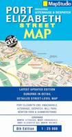 Streetmap Port Elizabeth: Including Uitenhage and Despatch (Sheet map, folded)