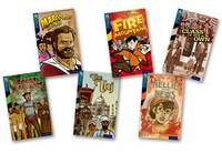 Oxford Reading Tree TreeTops Graphic Novels: Level 14: Pack of 6 - Oxford Reading Tree TreeTops Graphic Novels