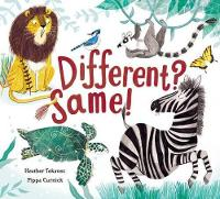Different? Same! (Hardback)