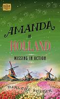 Amanda in Holland: Missing in Action (Paperback)