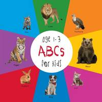 ABC Animals for Kids age 1-3 (Engage Early Readers: Children's Learning Books) with FREE EBOOK (Paperback)