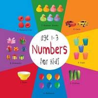 Numbers for Kids Age 1-3 (Engage Early Readers: Children's Learning Books) with Free eBook (Paperback)