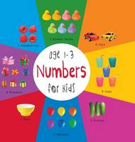 Numbers for Kids Age 1-3 (Engage Early Readers: Children's Learning Books) with Free eBook (Hardback)