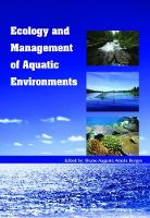 Ecology and Management of Aquatic Environments (Hardback)