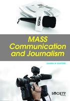 Mass Communication and Journalism (Hardback)