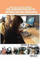 Mobile and Social Media Journalism: The Democratization of Information and Knowledge (Hardback)