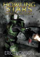 Howling Stars - Decker's War 4 (Hardback)