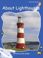 Red Rocket Readers: Early Level 3 Non-Fiction Set C: About Lighthouses (Paperback)