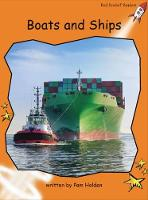 Red Rocket Readers: Fluency Level 1 Non-Fiction Set C: Boats and Ships (Paperback)