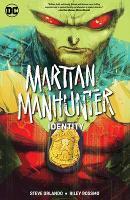 Martian Manhunter: Identity (Paperback)