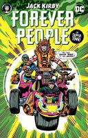The Forever People by Jack Kirby (Paperback)