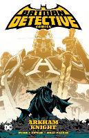 Batman: Detective Comics Volume 2: Arkham Knight (Paperback)