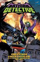 Batman: Detective Comics Volume 3:: Greetings from Gotham (Paperback)