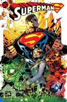 Superman by Peter J. Tomasi and Patrick Gleason Omnibus (Hardback)