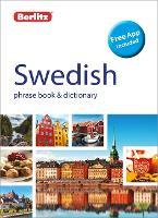Berlitz Phrase Book & Dictionary Swedish (Bilingual dictionary) - Berlitz Phrasebooks (Paperback)