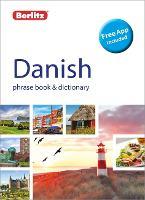 Berlitz Phrase Book & Dictionary Danish (Bilingual dictionary) - Berlitz Phrasebooks (Paperback)