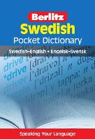 Berlitz Pocket Dictionary Swedish (Bilingual dictionary) - Berlitz Pocket Dictionary (Paperback)