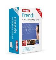 Berlitz French Study Cards (Language Flash Cards) - Berlitz Vocabulary Study Cards