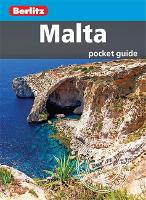 Berlitz Pocket Guide Malta (Travel Guide) - Berlitz Pocket Guides (Paperback)