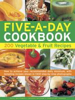 Five A Day Cookbook (Paperback)