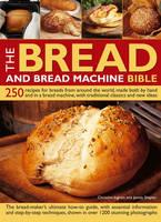 Bread and Bread Machine Bible (Paperback)