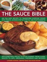 Sauce Bible (Paperback)