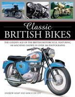 Classic British Bikes (Paperback)