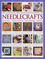 Complete Practical Encyclopedia of Needlecrafts (Paperback)