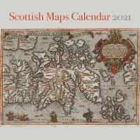 Scottish Maps Calendar 2021