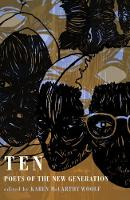 Ten: Poets of the New Generation (Paperback)