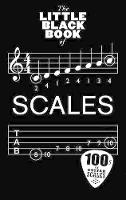 The Little Black Songbook: Scales (Paperback)