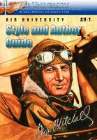 Air University AU-1 Style and Author Guide (Paperback)
