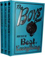 The Boys' Collection: How to be the Best at Everything, How to be the Best at Everything Again, Even More Ways to be the Best at Everything (Hardback)