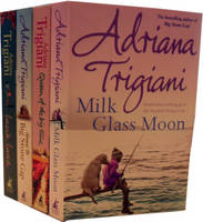 Adriana Trigiani Collection: Lucia Lucia, Home to Big Stone Gap, Queen of the Big Time, Milk Glass Moon (Paperback)