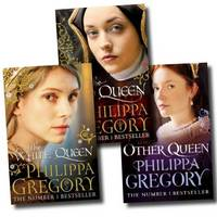 Philippa Gregory Cousins War Collection Pack