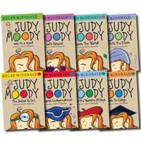 Judy Moody Collection Set (Judy Moody,Jjudy Moody Gets Famous!, Judy Moody Saves the World!, Judy Moody Predicts the Future)
