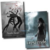 Becca Fitzpatrick Collection (crescendo; Hush, Hush) (Paperback)