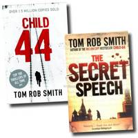 Tom Rob Smith Collection (the Secret Speech, Child 44)