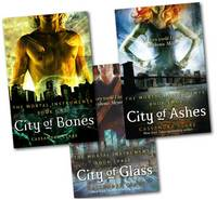 The Mortal Instruments Collection Pack (City of Glass, City of Ashes, City of Bones)