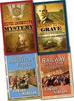 Railway Detective Collection Pack (the Silver Locomotive Mystery (railway Detective Series) Railway to the Grave (railway Detective) Murder on the Brighton Express