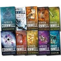 A Dr. Kay Scarpetta Mystery Collection (cause of Death, from Potter's Field, the Front, Point of Origin, All That Remains, the Body Farm, Predator, Postmortem, Etc)