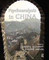 Psychoanalysis in China (Paperback)