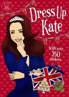 Dress Up Kate - Sticker Activity (Paperback)