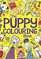 Puppy Colouring Book (Paperback)