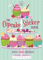The Cupcake Sticker Book (Paperback)