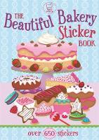 The Beautiful Bakery Sticker Book (Paperback)
