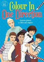 Colour In One Direction (Paperback)
