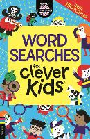 Wordsearches for Clever Kids - Buster Brain Games (Paperback)