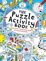 The Puzzle Activity Book - Buster Puzzle Activity (Paperback)
