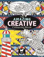 The Amazing Creative Colouring Book (Paperback)